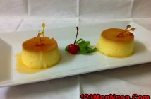 Cách làm bánh flan thơm ngon béo ngậy cho các bé thưởng thức