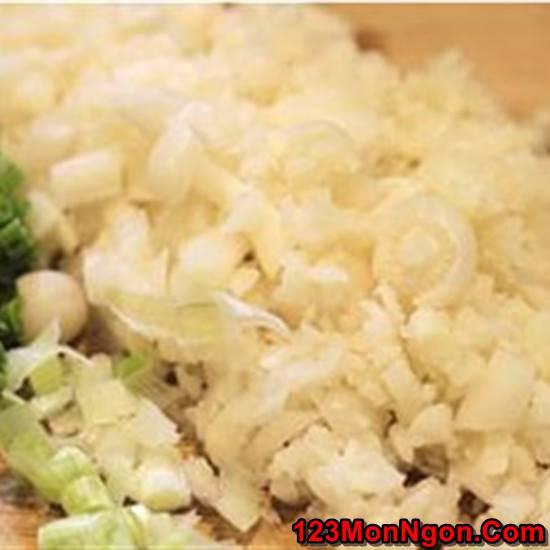 Cách làm bánh ít trần nhân tôm thịt dẻo thơm hấp dẫn cực ghiền phần 6