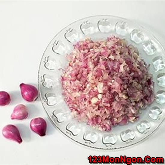 Cách làm bánh ít trần nhân tôm thịt dẻo thơm hấp dẫn cực ghiền phần 7