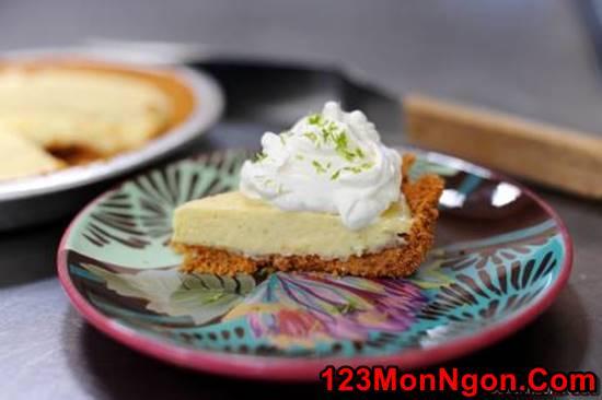 Cách làm bánh Pie chanh chua thơm ngon ăn mãi không ngán phần 1