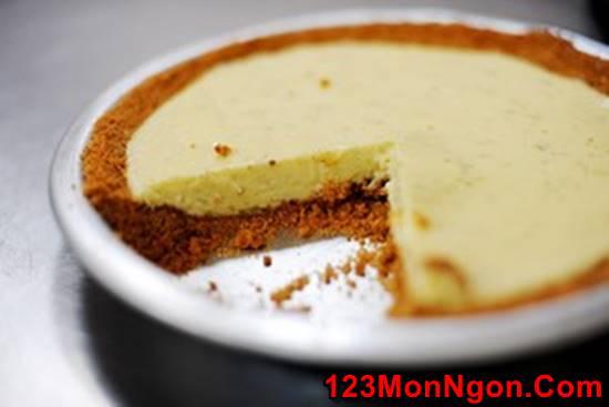 Cách làm bánh Pie chanh chua thơm ngon ăn mãi không ngán phần 6