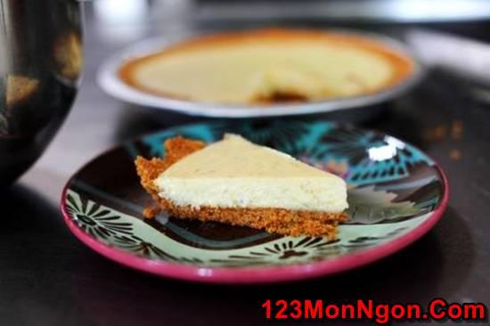 Cách làm bánh Pie chanh chua thơm ngon ăn mãi không ngán phần 7