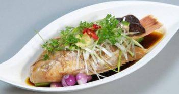 Cách làm món cá diêu hồng hấp gừng nóng hổi thơm ngon khó cưỡng lại