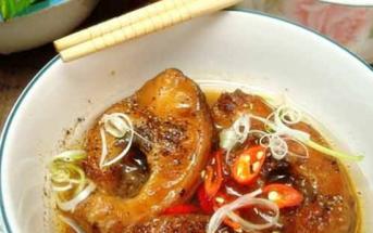 Cách làm món cá lóc kho tiêu đậm đà cực ngon miệng đưa cơm