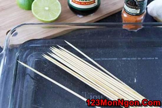 Cách làm món tôm nướng chua cay mới lạ cực thơm ngon ăn là ghiền phần 3