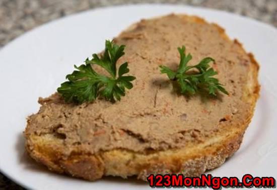 Cách làm pate gan gà thơm ngon bổ dưỡng ngay tại nhà phần 1