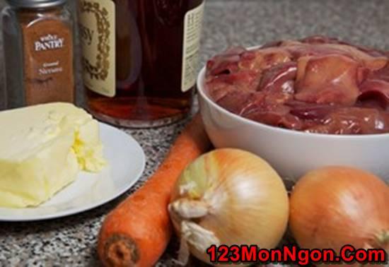 Cách làm pate gan gà thơm ngon bổ dưỡng ngay tại nhà phần 2