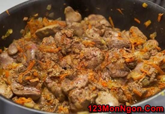 Cách làm pate gan gà thơm ngon bổ dưỡng ngay tại nhà phần 5