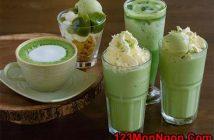 Cách làm trà sữa Matcha Nhật Bản thơm ngon đậm đà ngay tại nhà