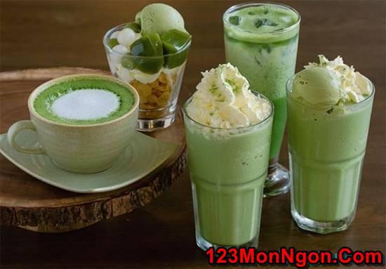 Cách làm trà sữa Matcha Nhật Bản thơm ngon đậm đà ngay tại nhà phần 1