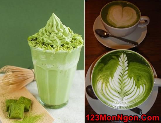 Cách làm trà sữa Matcha Nhật Bản thơm ngon đậm đà ngay tại nhà phần 4