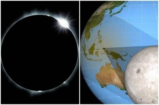 Nhật thực một phần ngày 9/3 là gì? Tìm hiểu về nhật thực - Địa điểm xem nhật thực tốt nhất phần 5