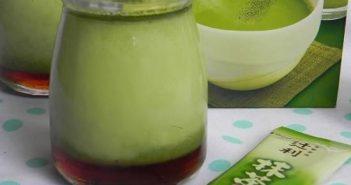 Cách làm bánh flan trà xanh caramel mềm thơm ngon mát giải nhiệt ngày hè