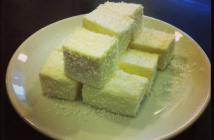 Cách làm bánh khúc bạch mát lạnh thơm ngon ăn là ghiền
