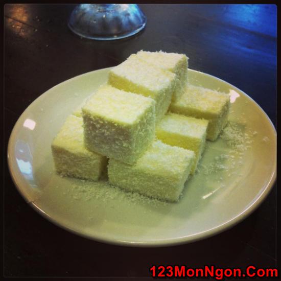 Cách làm bánh khúc bạch mát lạnh thơm ngon ăn là ghiền phần 1