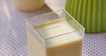 Cách làm bánh pudding đậu nành thơm ngon thanh mát bổ dưỡng