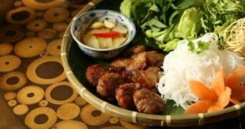 Cách làm bún thịt nướng thơm lừng cực ngon dễ ăn ngày hè nắng nóng