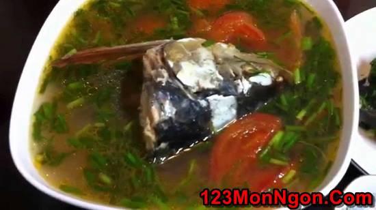 Cách làm canh cá nấu mẻ chua thanh dịu mát ngon cơm ngày hè phần 1