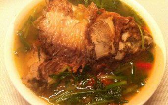 Cách làm canh cá nấu mẻ chua thanh dịu mát ngon cơm ngày hè