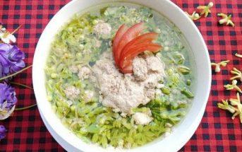 Cách làm canh cua nấu thiên lý ngọt mát ngon cơm trưa hè