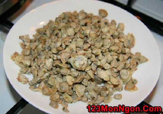 Cách làm canh hến nấu rau muống ngọt mát thơm ngon đưa cơm ngày hè phần 5