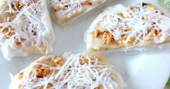 Cách làm kem chuối đậu phộng sữa tươi mềm ngon mát lạnh ăn là ghiền