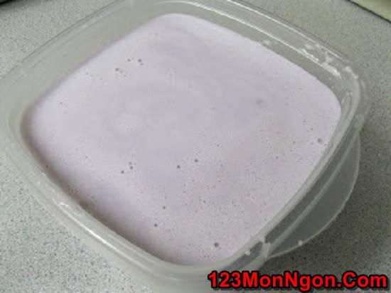 Cách làm kem khoai môn thơm ngon dẻo ngọt đã khát ngày hè phần 8