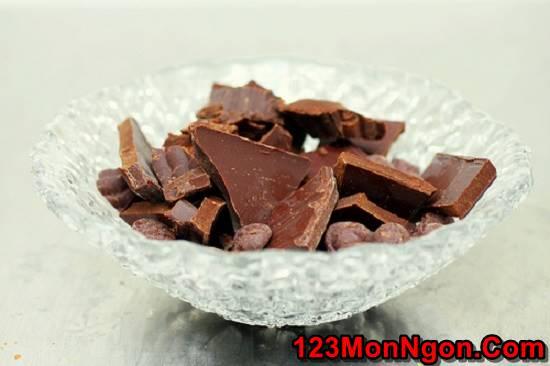 Cách làm kem kiwi bọc socola ngọt mát thơm ngon giải nhiệt ngày hè phần 5