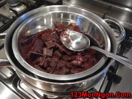 Cách làm kem kiwi bọc socola ngọt mát thơm ngon giải nhiệt ngày hè phần 6
