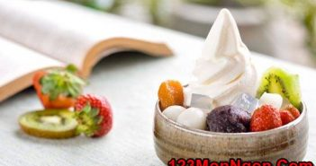 Cách làm kem tươi mát lạnh thơm lừng quyến rũ cực ngon miệng