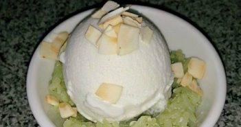 Cách làm kem xôi thơm ngọt mát lạnh đặc biệt ngon miệng