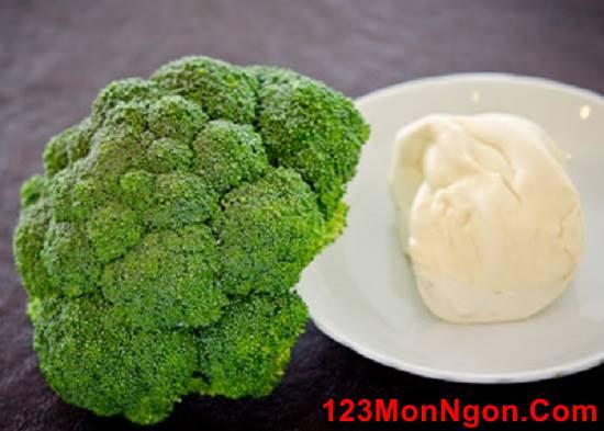 Cách làm salad bông cải xanh đậu phụ thơm ngon bổ dưỡng thanh mát phần 2