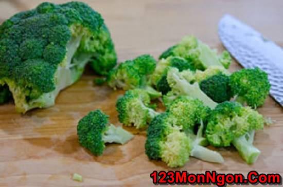 Cách làm salad bông cải xanh đậu phụ thơm ngon bổ dưỡng thanh mát phần 4