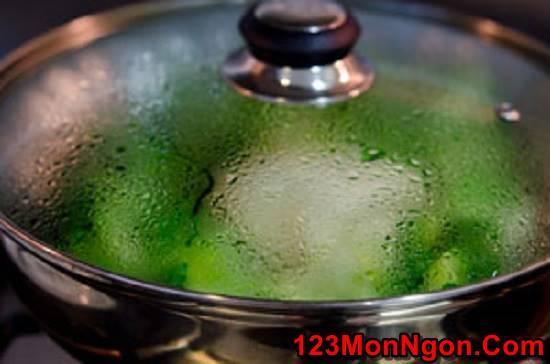 Cách làm salad bông cải xanh đậu phụ thơm ngon bổ dưỡng thanh mát phần 6