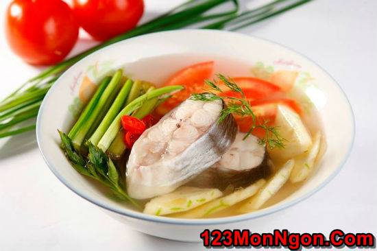 Cách nấu canh chua cá basa đậm đà chua dịu thơm ngon trọn vị phần 1
