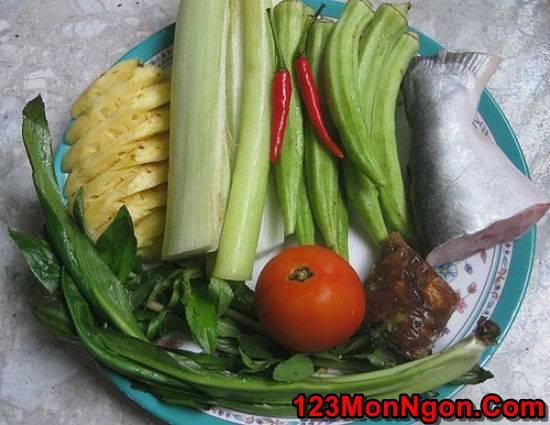 Cách nấu canh chua cá basa đậm đà chua dịu thơm ngon trọn vị phần 2