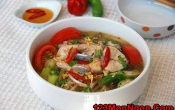 Cách nấu canh chua cá basa đậm đà chua dịu thơm ngon trọn vị