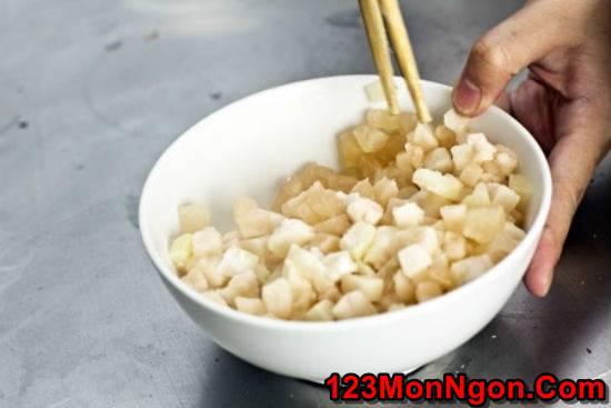 Cách nấu chè bưởi thơm ngon thanh mát bổ dưỡng nhâm nhi ngày hè phần 4