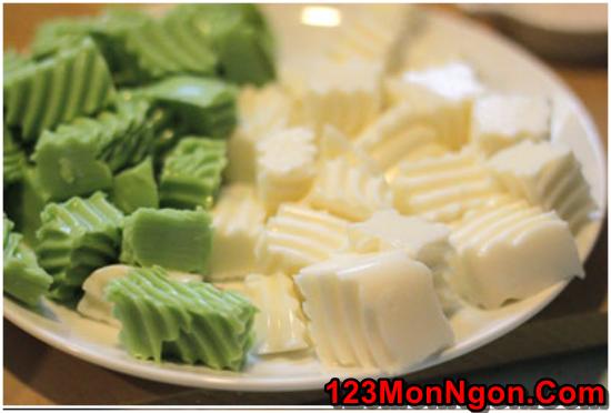 Cách nấu chè khúc bạch thơm mát ngon ngọt cực hấp dẫn mùa hè phần 8
