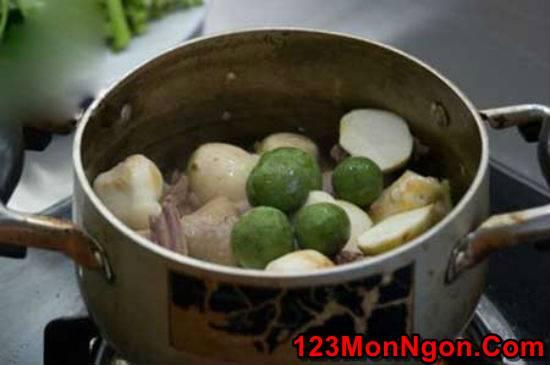 Cách nấu vịt om sấu chua thanh đậm đà thơm ngon cho ngày hè phần 6