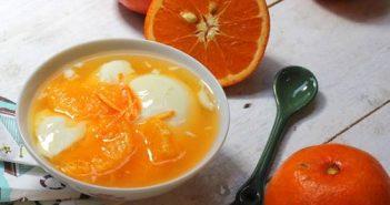 Công thức nấu chè cam tào phớ mới lạ thơm ngon giải nhiệt ngày hè