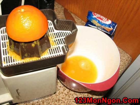 Công thức nấu chè cam tào phớ mới lạ thơm ngon giải nhiệt ngày hè phần 5