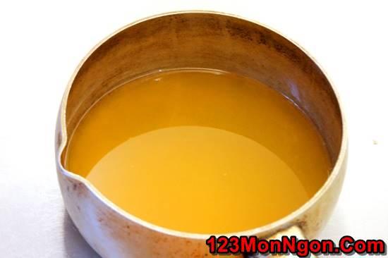 Công thức nấu chè cam tào phớ mới lạ thơm ngon giải nhiệt ngày hè phần 8