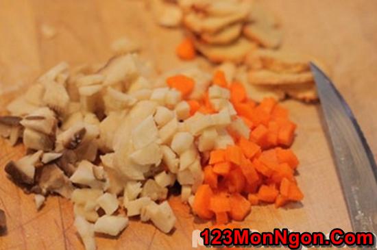 Hướng dẫn cách làm cà nhồi đậu độc đáo thơm ngon không ngán phần 3