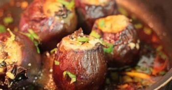 Hướng dẫn cách làm cà nhồi đậu độc đáo thơm ngon không ngán
