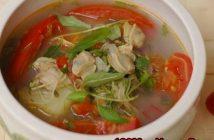 Hướng dẫn làm canh ngao nấu chua thanh mát thơm ngon đưa cơm trưa hè