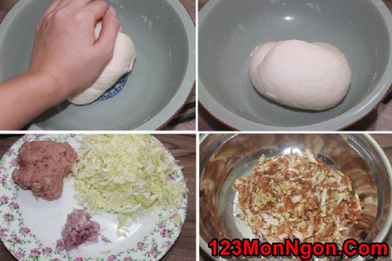 Cách làm bánh bao chiên mềm thơm cực ngon nhâm nhi cuối tuần phần 1