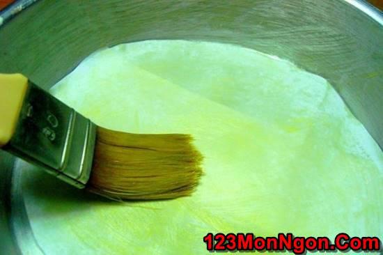 Cách làm bánh bông lan đơn giản tại nhà thơm ngon hợp vệ sinh phần 10