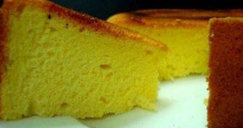 Cách làm bánh bông lan đơn giản tại nhà thơm ngon hợp vệ sinh