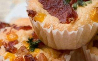 Cách làm bánh bông lan lạp xưởng mặn thơm ngon cho bữa sáng